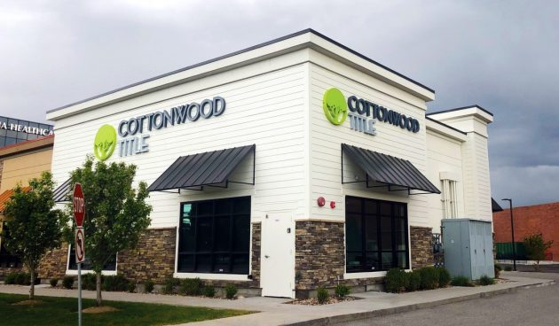 Locations | Cottonwood Title Insurance Agency